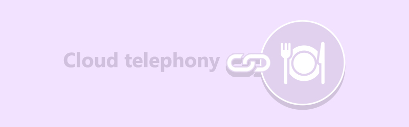 Cloud telephony for business (Food and Beverages)