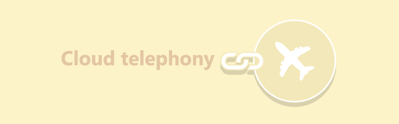 Cloud telephony for business (tourism)