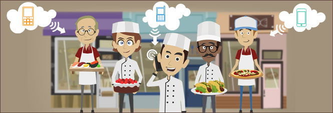 Food and Hospitality industry depends on IVR