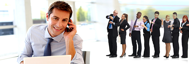 Use an IVR to manage your business phone calls