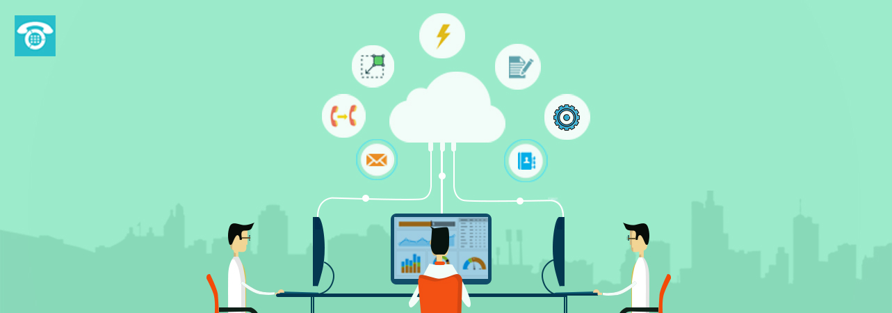 what is cloud telephony